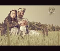 Fyda & Syam`~ (hesrey) Tags: wedding ledang sawah perkahwinan d90 muo tangkak hesrey muarphotographer muarwedding jurukameramuar
