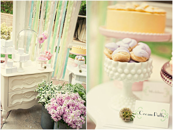 French Patisserie Inspired Shoot