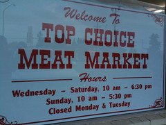 Top Choice Meat Market in Vancouver WA