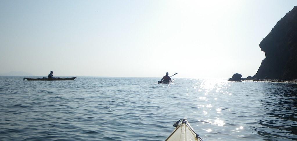 Cabo de Gata en kayak 335