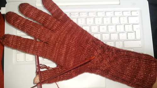 knotty gloves wip