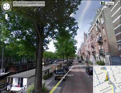 houseboat-streetview