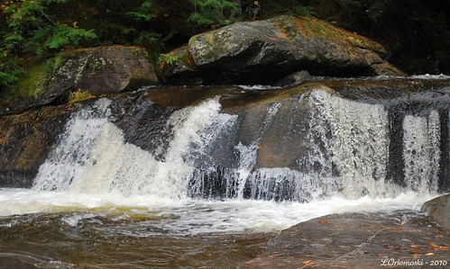 Cascade at Screw Auger Falls