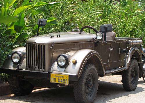 Luang Prabang - Jeep