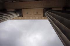 (Daniel Cormier) Tags: sky cloud building up june architecture clouds 350d florida overcast fl 1022mm dri 2007 clearwater