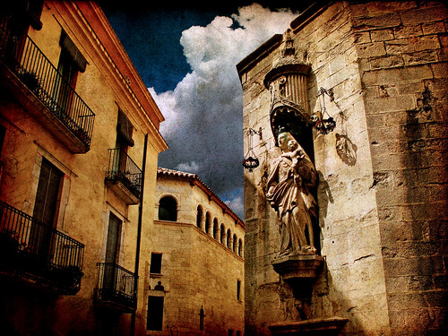 Streets of Girona (I)