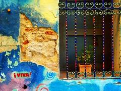 Ventana Â¡Viva! - by robokow