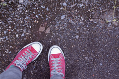 (zebraheart) Tags: boots snickers converse