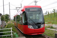 IMG_9198 (tatsuya_nrs) Tags: canon eos tram lrt tamron2875mm kdn shimminato manyousen