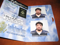 New Passport Pics