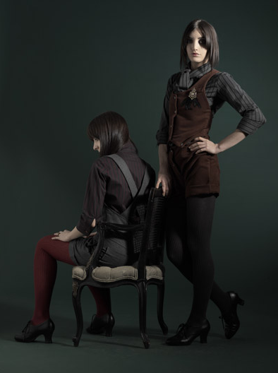 [Designer Discovery] Samantha Pleet: Nevermore Chic
