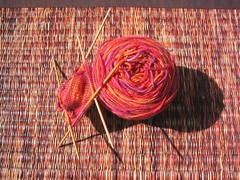 Hazelknits sock yarn