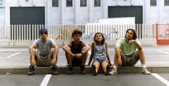 I ragazzi del Leonka! (lisa ET3) Tags: road street milan milano anarchy centrosociale anarchia leoncavallo leonka leonkavallo rawstreet wetraveltheworld desafiourbano callejeandofotourbana
