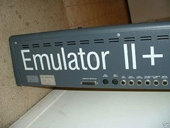 E-MU Emulator II+ HD Model 6075