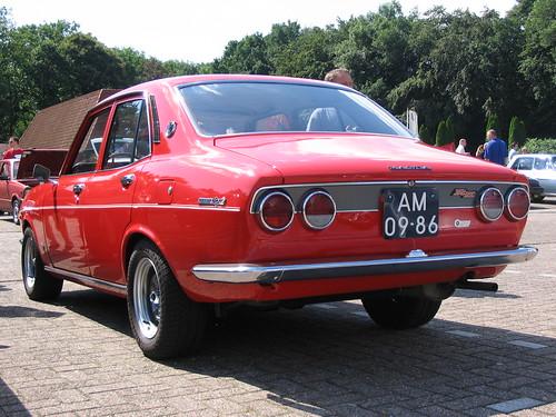 1971 Mazda Rx2: Series 1 Mazda RX2 Capella (1971)