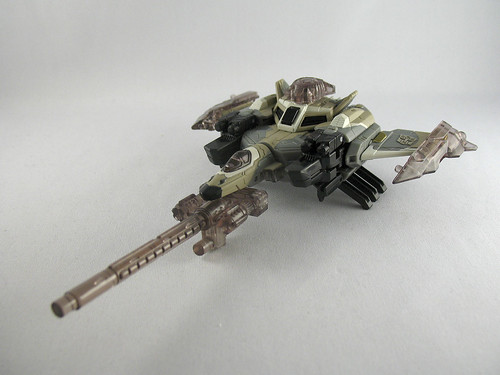 Sector 7 Skyblast (attack alt mode)