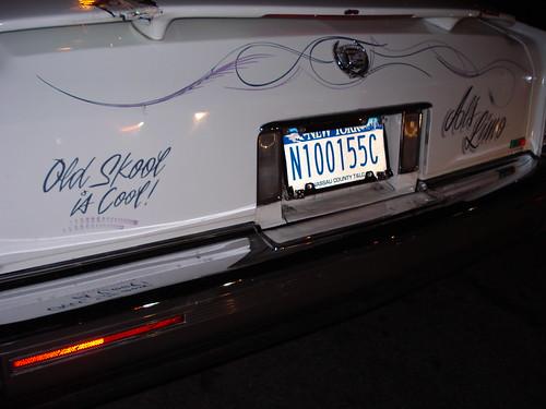 stephen's birthday limo
