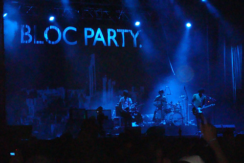 Bloc Party Live Summercase 2007