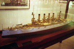 USS North Carolina (1905 Armored Cruiser) (THoog) Tags: models usn cruiser warship ussnorthcarolina unitedstatesnavy modelship thoog