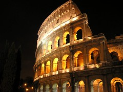 coliseum (volvidejapon) Tags: travel italy rome roma art night europe colosseum romano coliseo coliseum soe romanempire eternalcity allrightsreserved anfiteatroflavio instantfav aplusphoto volvidejapon todoslosderechosreservados volvidejapon volvidejapon