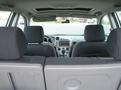 2006 Pontiac Vibe - Interior