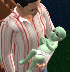 Pj & Baby Lanie