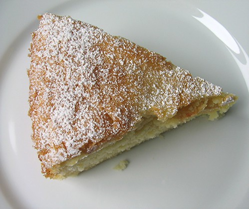 Almond Macaroon Cake Recipe By Shireen Anwer