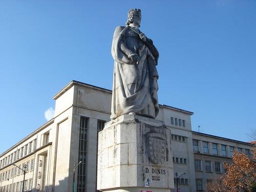 Estátua D.Dinis