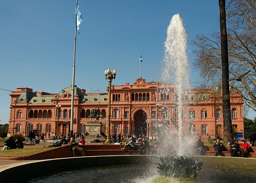 Meet and travel to Buenos Aires