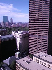 View From The New Office