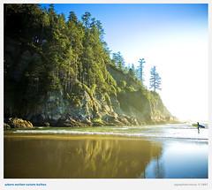 where mother nature bathes (NymphoBrainiac) Tags: oregon landscape pacific explore pacificnorthwest 5d canon5d folio highway101 pacificcoast pacnw shortsandsbeach 24105mm christeso bostonphotographer