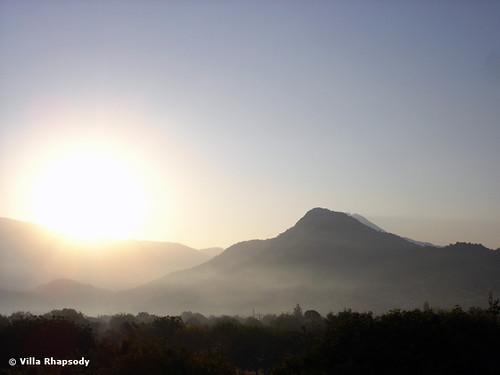 Sunrise Babadag