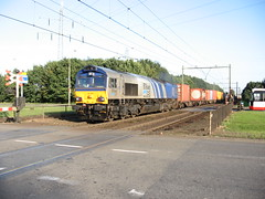 ERS Railways (giedje2200loc) Tags: railroad train diesel transport trains commuter railways railfan trainspotting locomotives railfanning railfans