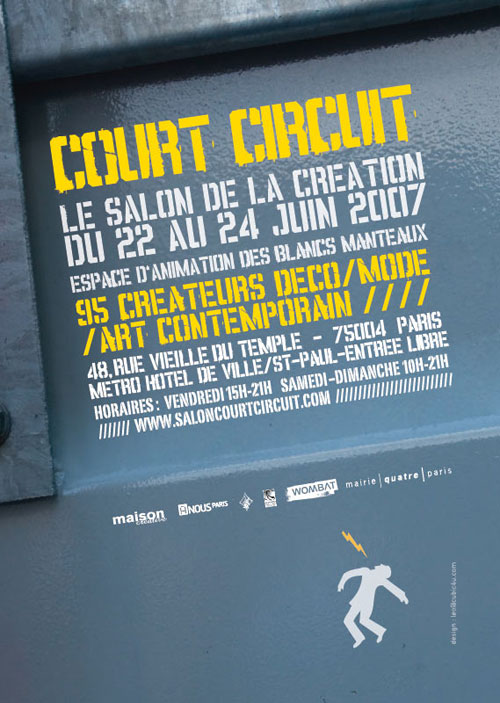 Flyer Court-Circuit Juin 2007