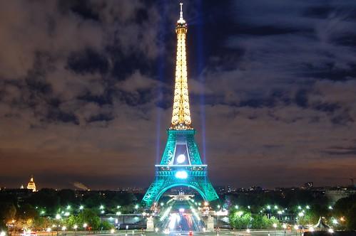 La Tour Eiffel par rohben