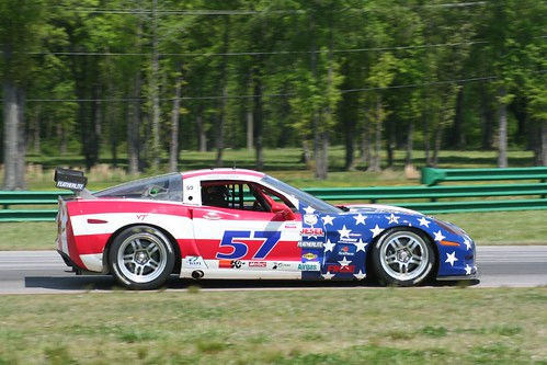 Marc Bunting / Dominic Cicero II Stevenson Motorsports Corvette