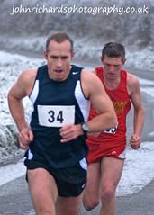 Hereford New Years Day 10K_1. 2009. (john.richards1) Tags: snow sport race nikon sportsillustrated sigma running run newyear 10k runners herefordshire hereford d80 breinton wwwjohnrichardsphotographycouk uksportpictures