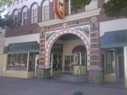 The Rio Grand Theatre in Las Cruces