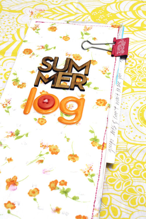 Summer Log
