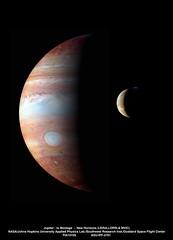 Jupiter  Io Montage (Lunar and Planetary Institute) Tags: io jupiter 2007 newhorizons