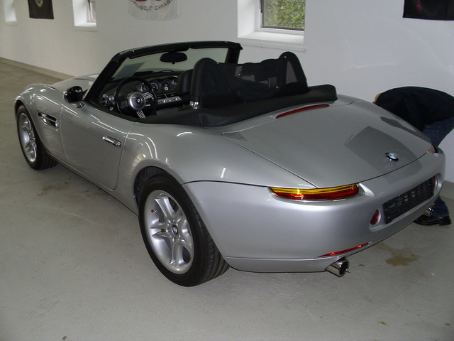 2002 bmw z8 steenbuckautomobile