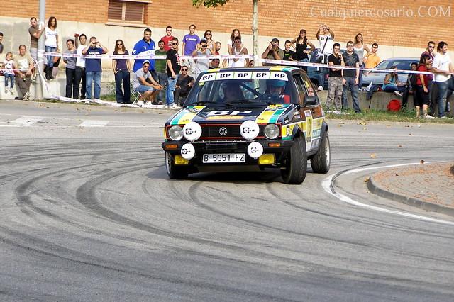 Rally 2000 Viratges (2010) Volkswagen Golf