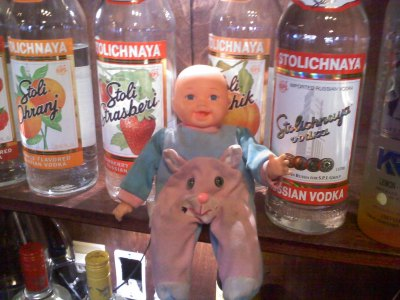 baby vodka