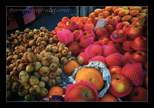 Fruit Stand, Elias Angeles St., Naga City