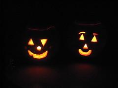 The Jack o' Lanterns