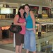 SHARON VOIGT SHOPPING WITH A FRIEND.