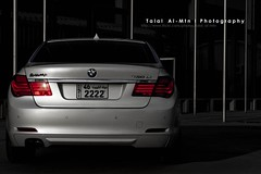 (Talal Al-Mtn) Tags: light red orange white black car canon silver eos rebel cool automobile power shot d 5 garage gear automotive automatic bmw series m3 rims 450 2009 m5 v8 v10 545 xsi q8 somke 450d lm10 inkuwait bmwseries5 talalalmtn  bytalalalmtn