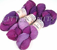 Jade Sapphire Special Edition at Little Knits - Plum Crazy