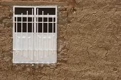 Window on Mud Brick House (imkjgallery.com) Tags: facade sudan canonef2485mmf3545usm khairudin northofkhartoum triptokhaledskampung myselection lpwindows