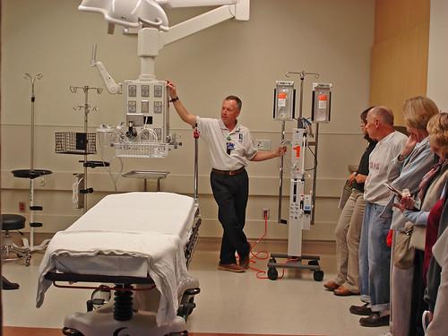Hospital tour 07